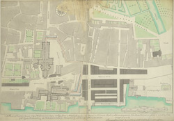 A PLAN of Part of the Ancient City of Westminster